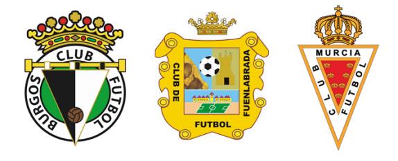 segundab futbol